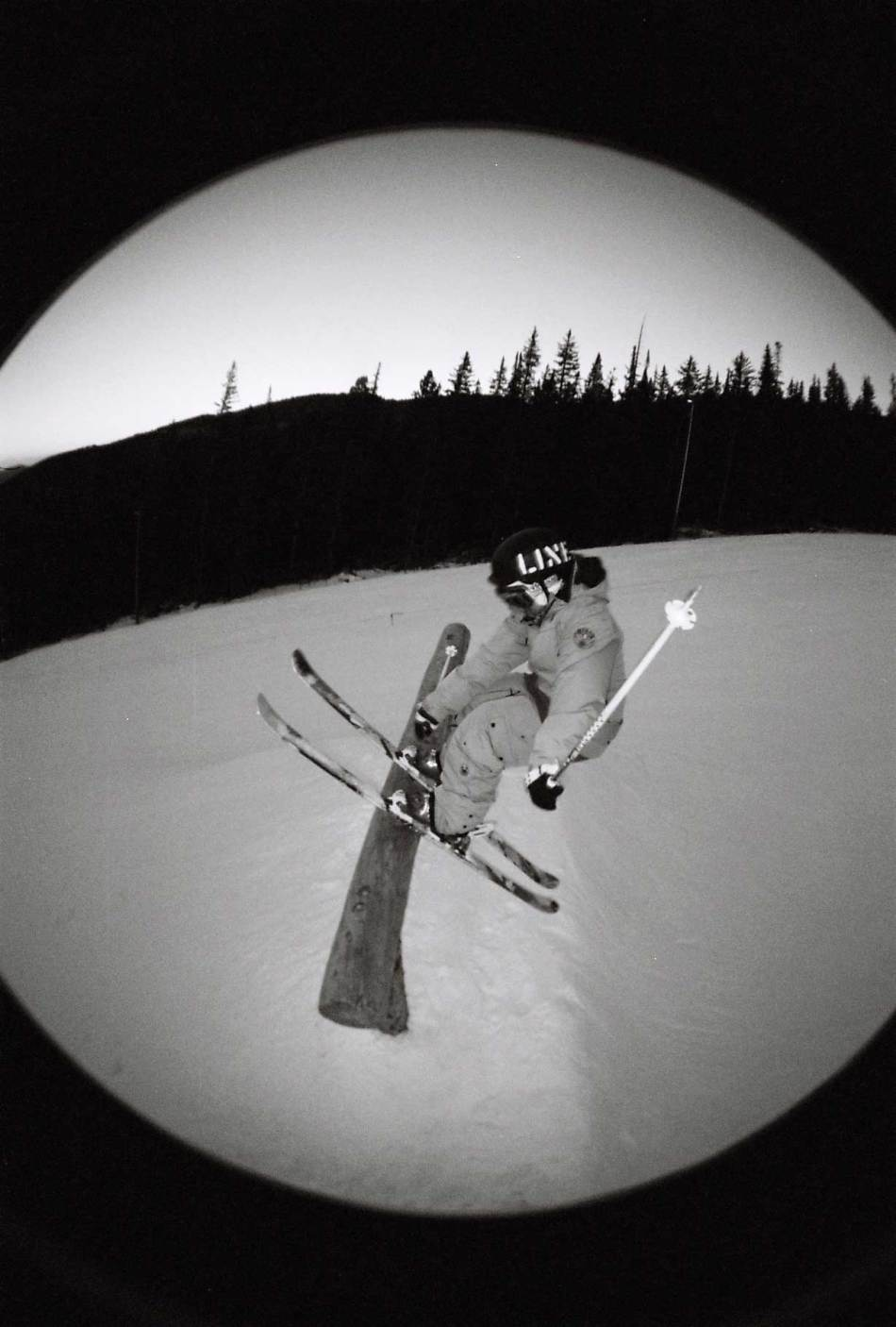 Echo Team Skier - Steph Meyer